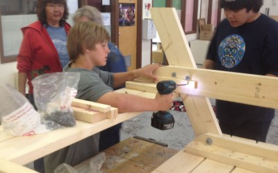 Carcross Tagish First Nation School Project